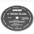 "ECHO 8"" Brush Blade (20mm Arbor)"
