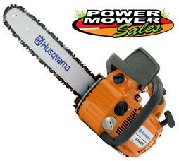 Chainsaw Parts and New Chainsaw Sales