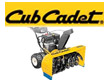 New Cub Cadet Snow Blower Sales