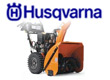 New Husqvarna Snow Blower Sales