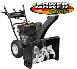 Snow Blower Parts and New Snow Blower Sales