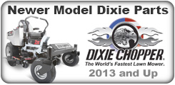 Dixie Chopper Mower Parts by Model - After 2012
