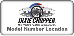 Dixie Chopper Lawn Mower Model Number