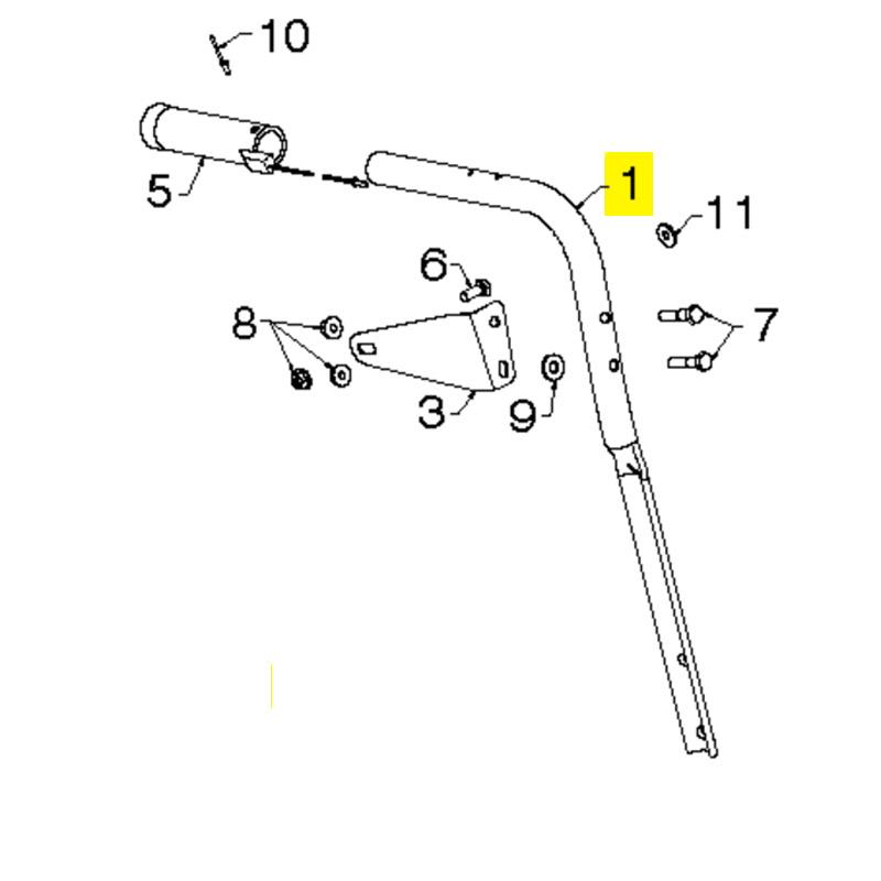 ferris mower parts diagram