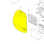 FILTER COVER 537410101
