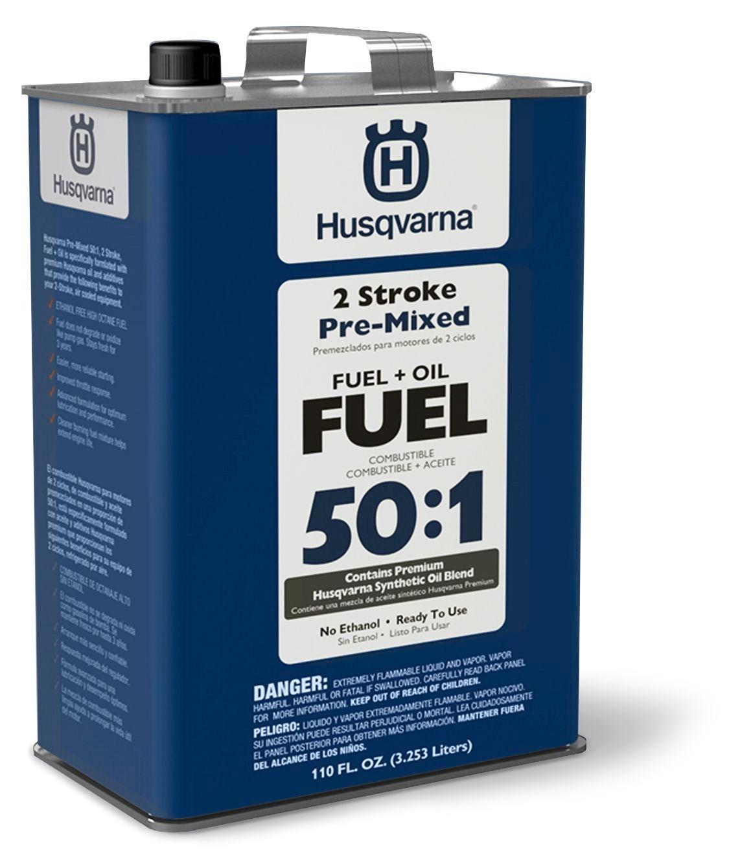 Husqvarna 4 1gal 2t 50 1 Pm Fuel Ds 581158802 Power