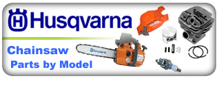 Husqvarna Chainsaw Parts by Model Guide | Power Mower Sales