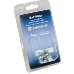 Husqvarna Bar Nuts in Clam (4-pack) 531300382