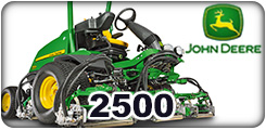 John Deere 2500 Greensmower
