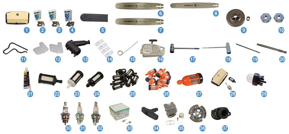 Stihl Ms 192 Parts Diagram - Wiring Diagrams ROCK