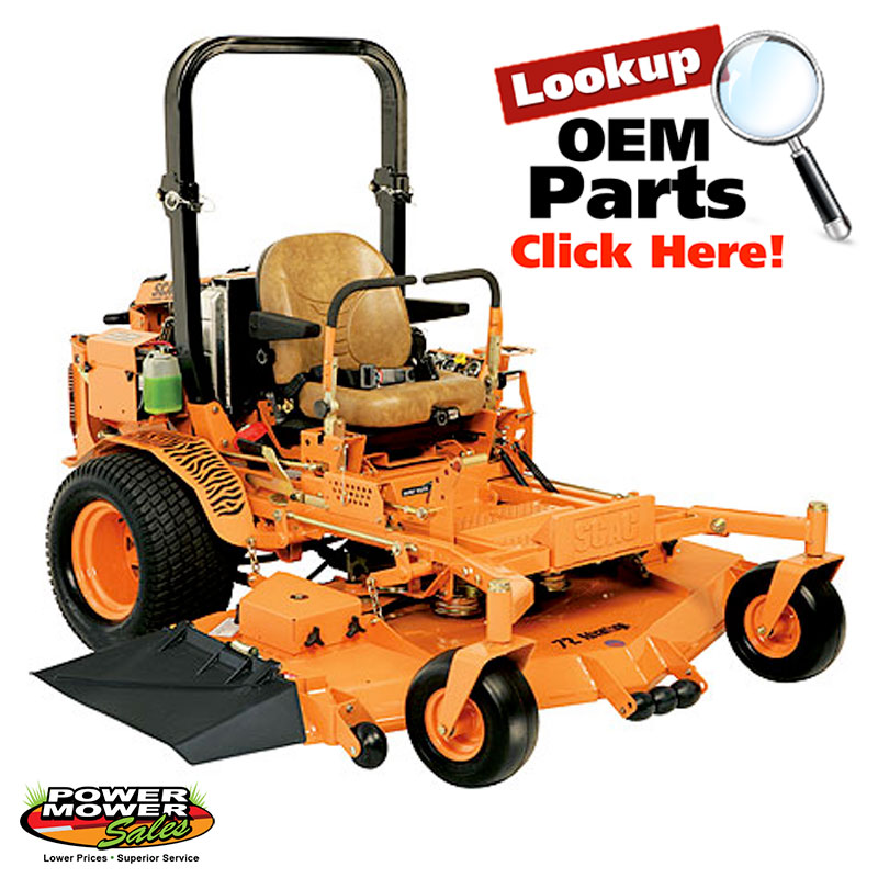 Scag Sabre Tooth Tiger Mower Parts | Power Mower Sales