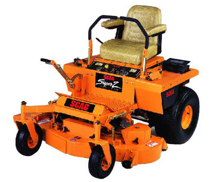 Scag SSZ Riding Mower Parts