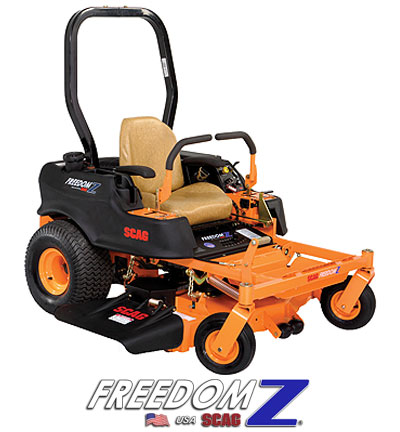 Scag Freedom Z Riding Mower Parts
