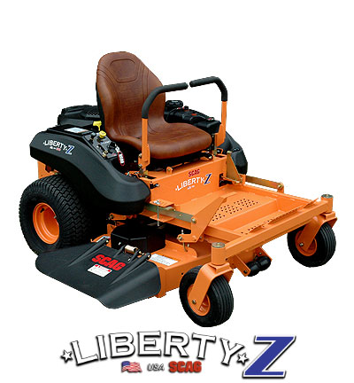 Scag Liberty Z Riding Mower Parts
