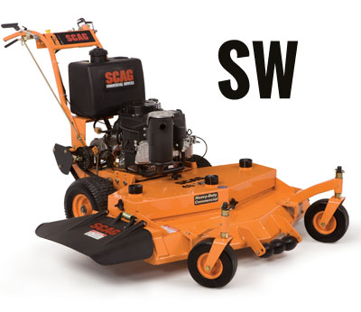Scag SW Walk Behind Mower Parts