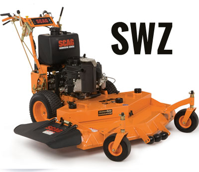 Scag SWZ Walk Behind Mower Parts