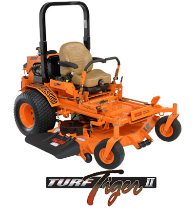 Scag Turf Tiger II Riding Mower Parts