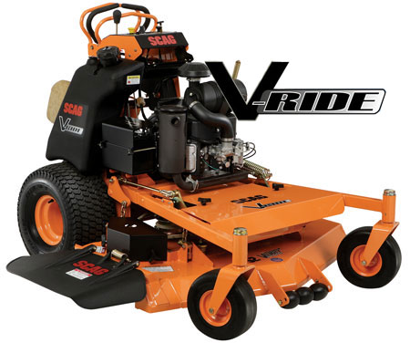 Scag V-Ride Stand On Mower Parts