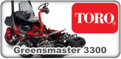 Toro Greensmaster 3300