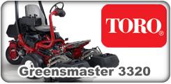 Toro Greensmaster 3320