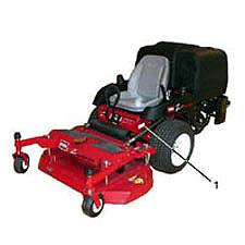 Toro Riding Mowers - Rider, Out Front Z