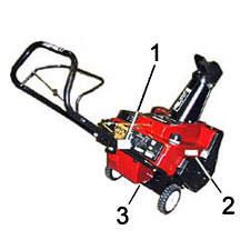 Toro Single-Stage Snow Blowers