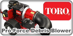 Toro Pro Force Debris Blower