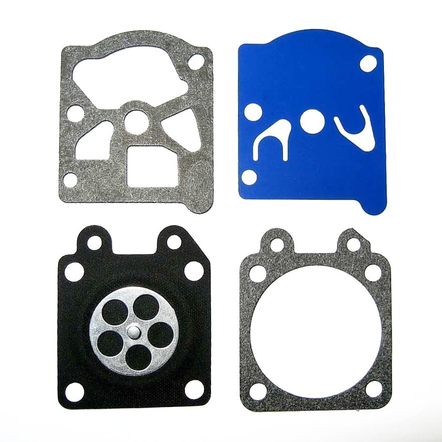 Walbro Carburetor Gasket & Diaphragm Kit for Echo PB411 Leaf Blower (Carburetor # WT-684-1) & Others D26-WAT
