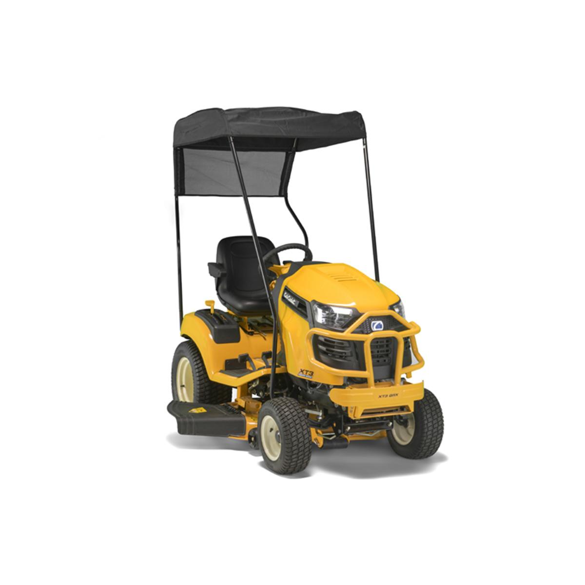 cub cadet snow cabsun shade combo xt garden tractor  power mower sales