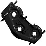Cub Cadet Deck Shell (50 inch) Powder Black 903-04328C-0637