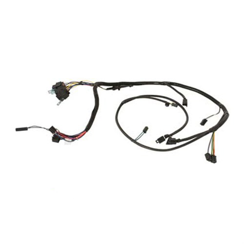dixie chopper silver eagle wiring harness 500014