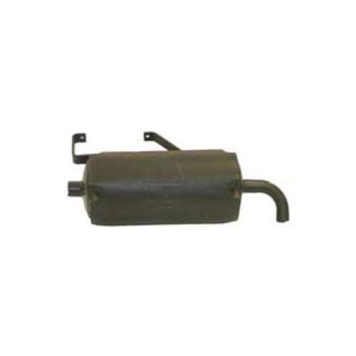 600004 Dixie Chopper Honda Muffler