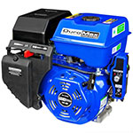 DuroMax XP16HPE 16 Hp., 1'' Shaft, Recoil/Electric Start Engine