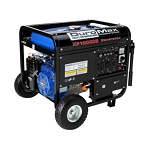 DuroMax XP10000E 10000-Watt 18-Hp Portable Gas Electric Start Generator RV Home Standby