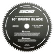 "ECHO 10"" Brush Blade (25mm Arbor)"