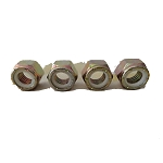Ferris 1/2-13 Hex Nylon Lock Nut 5025056