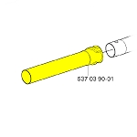 Husqvarna End Tube 537039001