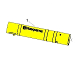Husqvarna Upper Tube 545140201