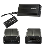 Kicker PX Series 2 Channel, Full-Range Amplifier 2 x 50 Watt with Controller & Bluetooth Interface - 42PXIBT1002
