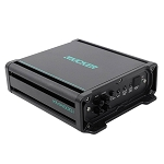 Kicker 4-Channel Marine Amplifier Power Class D 2-Ohm Mono: 600 Watts x 1 Channel / 45KMA6001