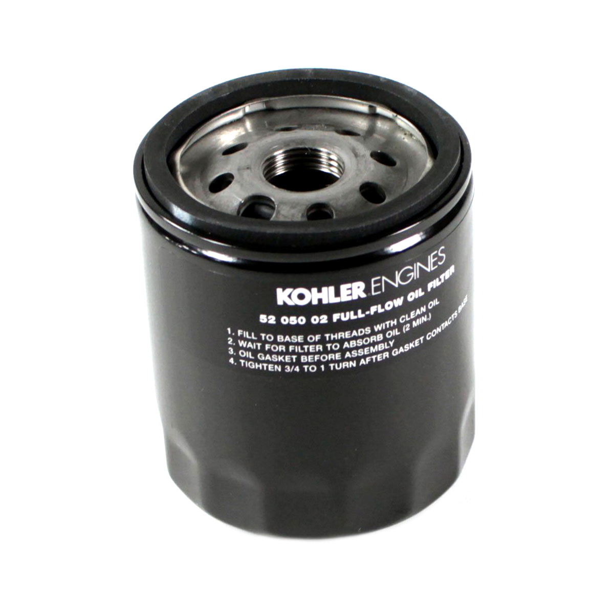 kohler oil filter     power mower sales