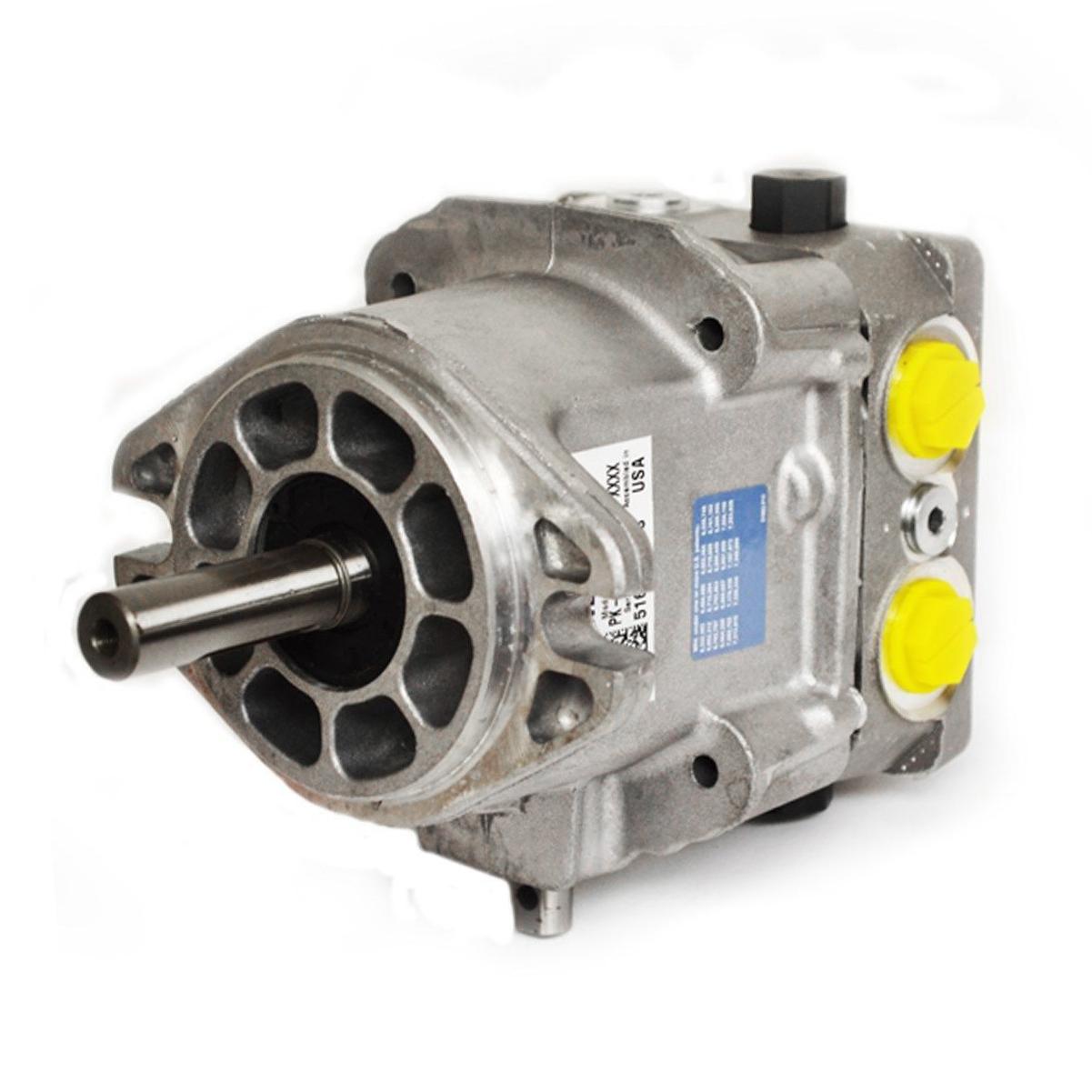 Hydro-Gear Pump PK-BGAB-EY1X-XXXX / Exmark Lawn Mowers / OEM 116-2444, 103-7262, PJ-BGAB-EY1X ...