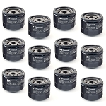 12-Pack of Kawasaki Engine Oil Filters 49065-7007
