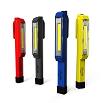 Nebo Yellow Larry C Magnetic COB LED Worklight / Flashlight Light Water Impact Resistant- 6327 6327-YELLOW