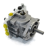 Hydro-Gear Pump for Exmark Lawn Mowers & Other / OEM # 1-603841, 103-2766, BDP-10L-121P PL-BGVQ-DY1X-XXXX