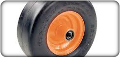 Caster Wheels & Tires