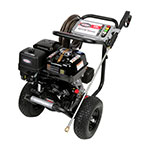 4200 PSI Powershot Series - Commercial Direct Drive Pressure Washer with a Honda GX390 engine and a 50' hose - PS4240