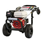 3400 PSI Powershot Series - Commercial Direct Drive Pressure Washer with a Honda GX200 engine and a 25' hose - PS3425-S