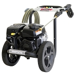3000 PSI Megashot Premium Residential Series Pressure Washer with a Kohler RH265 engine and a 25' hose - MS60763-S