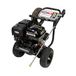 4400 PSI Powershot Series - Commercial Direct Drive Pressure Washer with a SIMPSON 420 engine and a 50' hose - PS60843